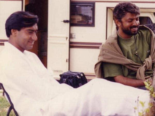 Ajay Devgn Reveals He Loves Working With Sanjay Leela Bhansali