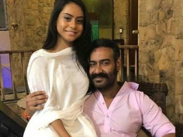 Nysa Devgan reviews father Ajay Devgn's movie, Bhuj: The Pride of India