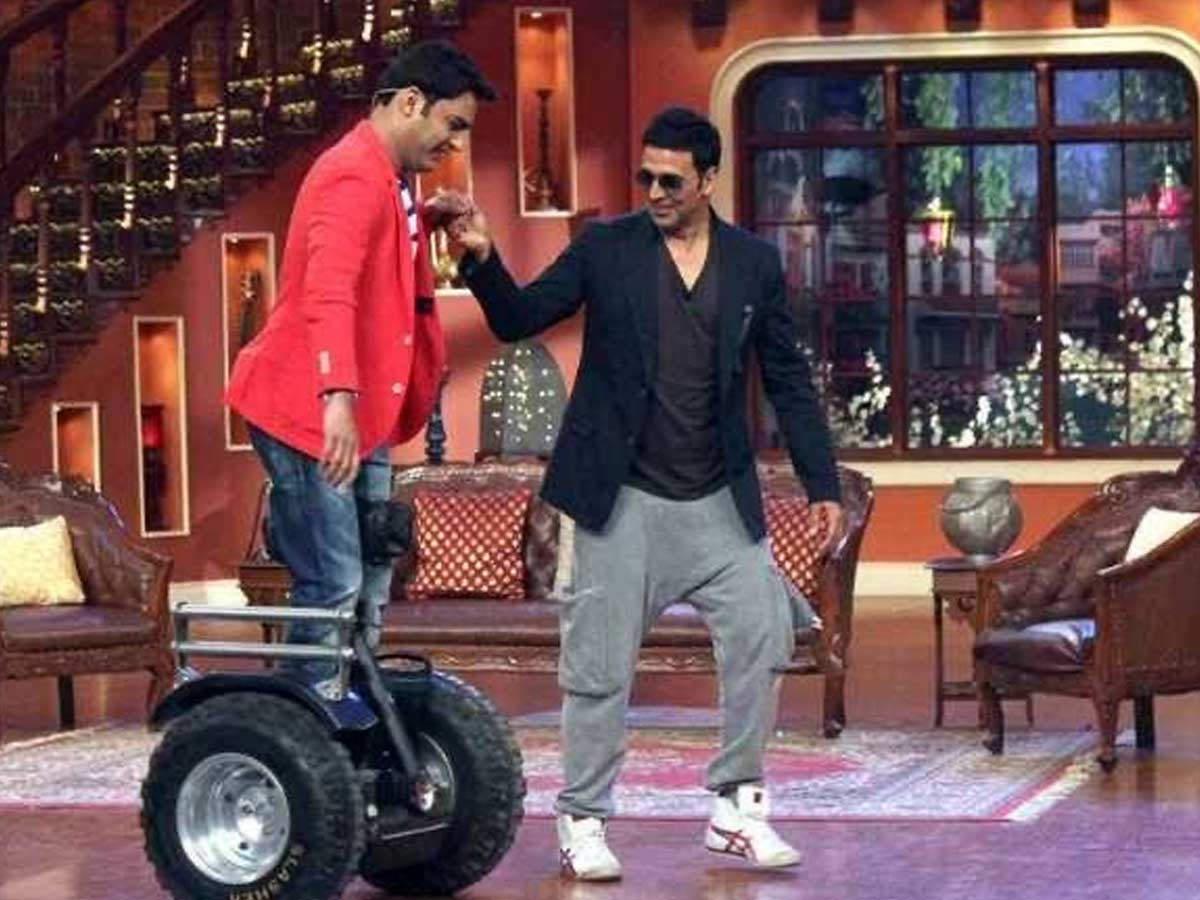 Akshay Kumar And Kapil Sharma's Social Media Banter Is All Things Fun |  Filmfare.com