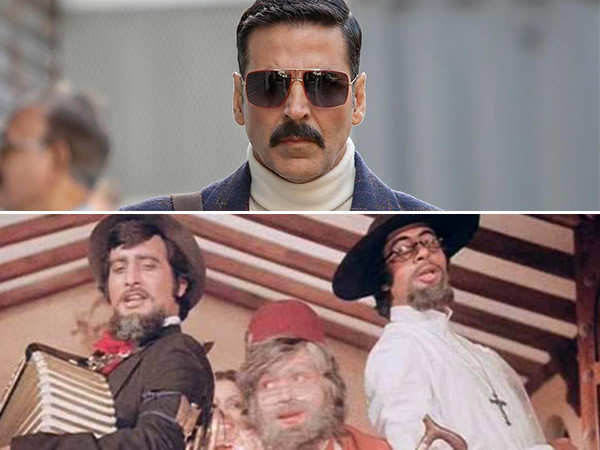 Akshay Kumar Bought Tickets In Black For This Big B Film