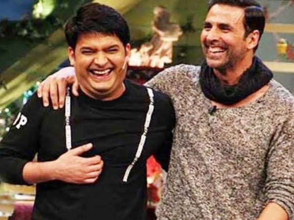 Akshay Kumar And Kapil Sharma's Social Media Banter Is All Things Fun