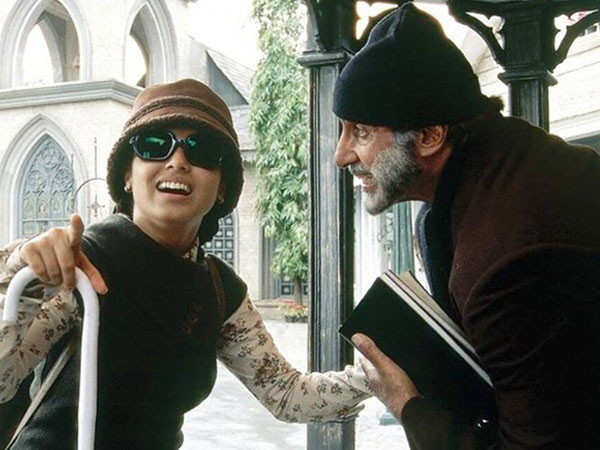 Before Chehre, Amitabh Bachchan had also starred in Black for free