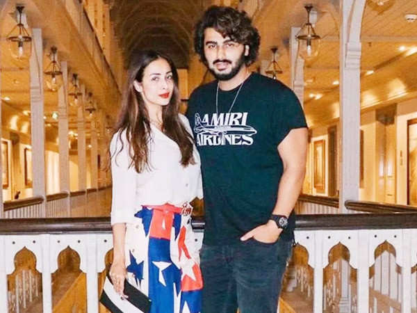 Of course she earns well and has worked for so many years - Arjun Kapoor on Malaika Arora