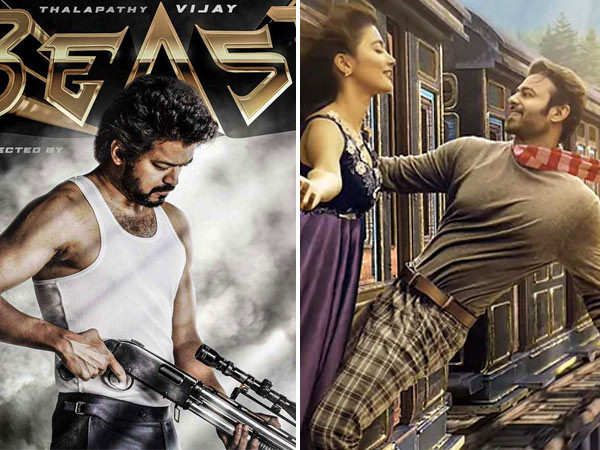 Thalapathy Vijay's Beast And Prabhas' Radhe Shyam To Release On The Same Day?
