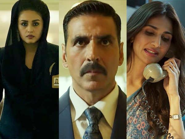 Akshay Kumar, Lara Dutta, Vaani Kapoor, Huma Qureshi Bring Their A Game To Bell Bottom Trailer