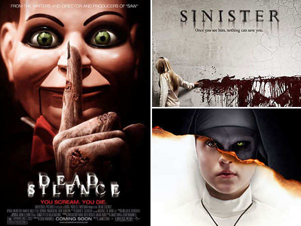 Best Hollywood Horror Movies That Will Scare You To The Core