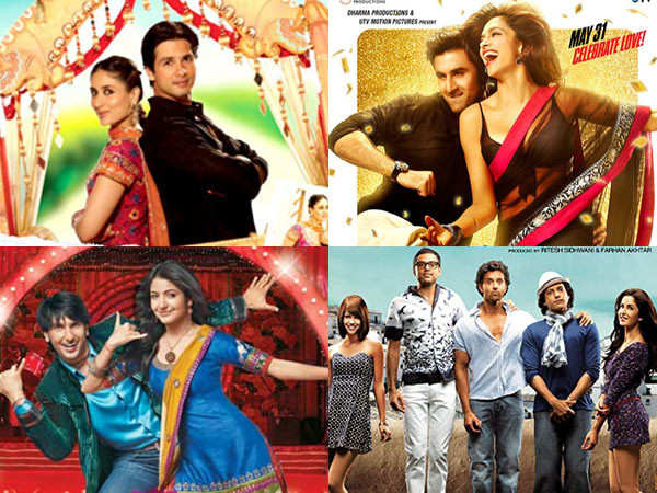 Take A Look At Some Of The Best Rom-Coms Of Bollywood