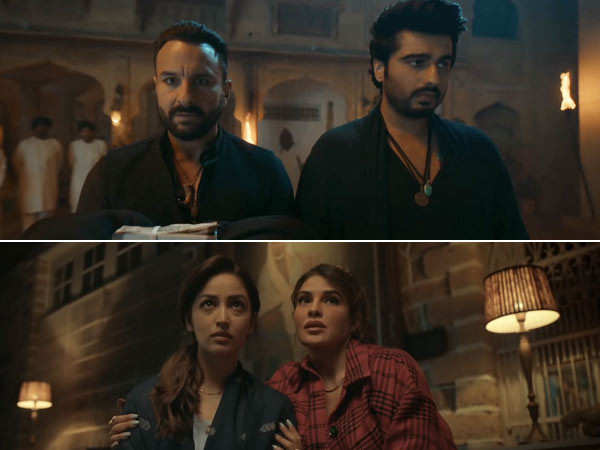The Bhoot Police Trailer Will Make You Laugh And Scream At The Same Time