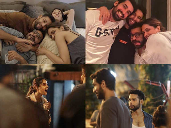 Deepika Padukone Shares Some Unseen Moments From The Sets Of Shakun Batra's Next