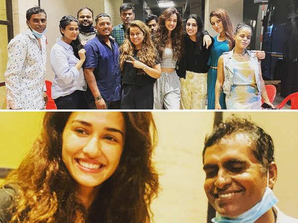 Disha Patani wraps up shooting for the second schedule of Ek Villain Returns