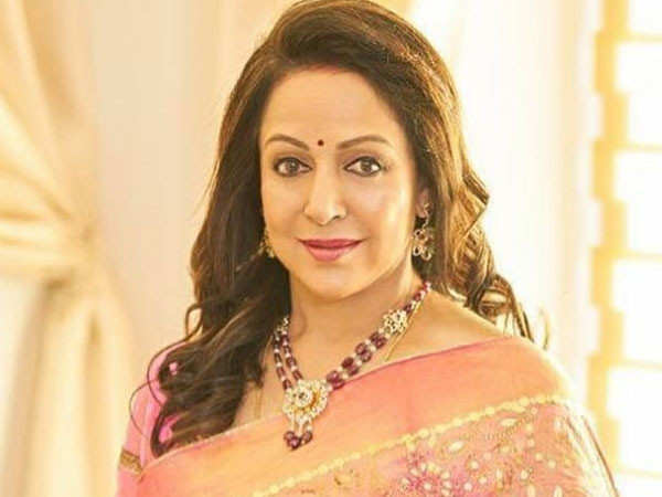 Hema Malini is worried for the citizens of the Afghanistan