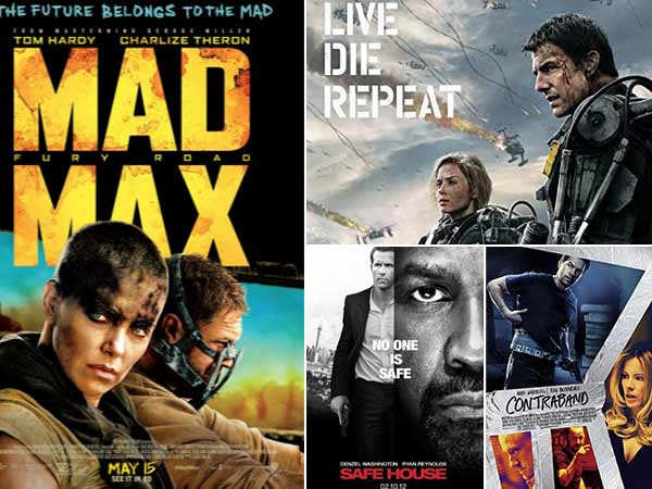 Best Hollywood Action Movies Dubbed In Hindi