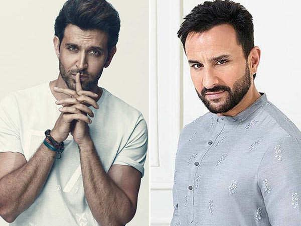 Hrithik Roshan and Saif Ali Khan to start shooting Vikram Vedha from October 2021