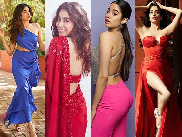 Outfits We Want To Steal From Janhvi Kapoor's Wardrobe