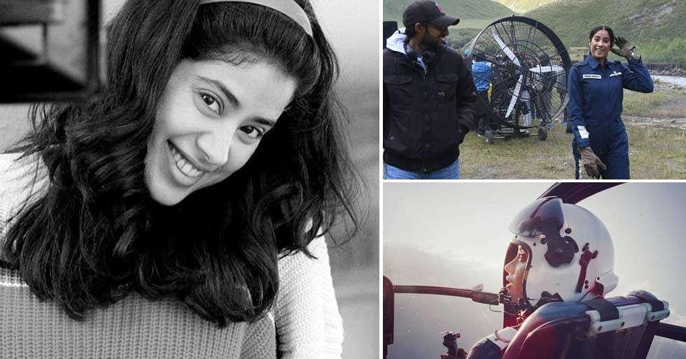 Janhvi Kapoor speaks on the journey of Gunjan Saxena: The Kargil Girl