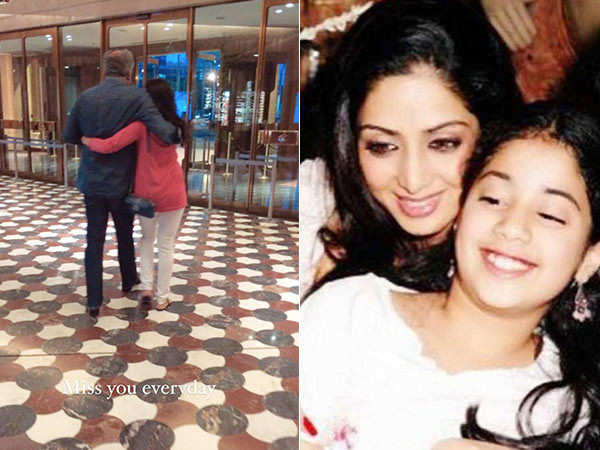Janhvi And Khushi Kapoor Pen Down Emotional Notes On Sridevi's Birth Anniversary