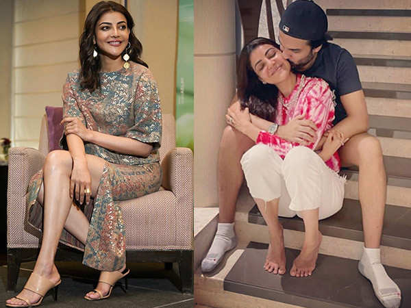 Kajal Aggarwal's latest post dedicated to her husband is all heart