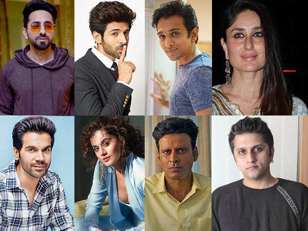 Kareena, Manoj Bajpayee, Taapsee, Pratik Gandhi, Rajkummar Rao And More Come Together For A Project