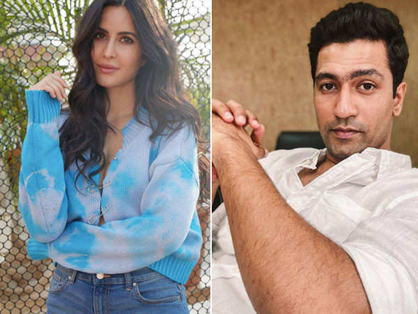 No Truth To Rumours Of Katrina Kaif and Vicky Kaushal Getting Engaged