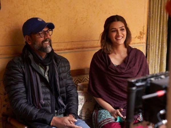 Kriti Sanon thanks director Laxman Utekar for believing she could be Mimi