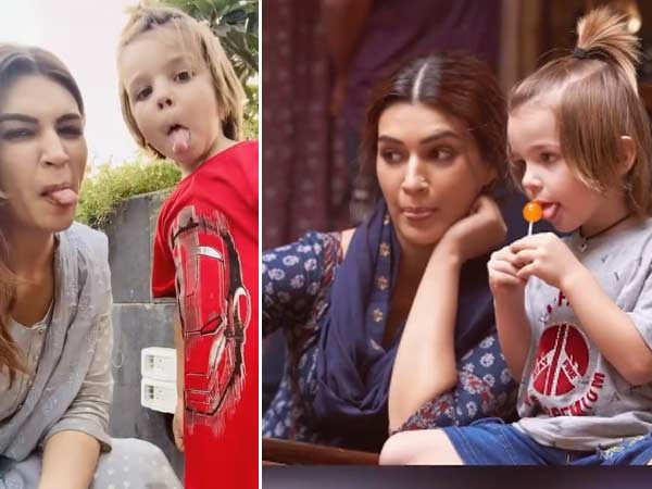 Kriti Sanon Pens An Emotional Note For Her On-Screen Son Jacob