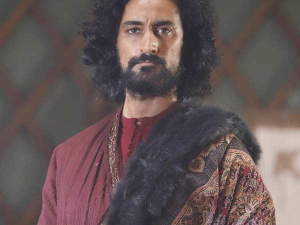 Post the social media backlash, Kunal Kapoor talks about his portrayal of Babur