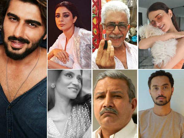 Arjun Kapoor, Tabu, Radhika Madan, Konkona Sen Sharma and more in Kuttey