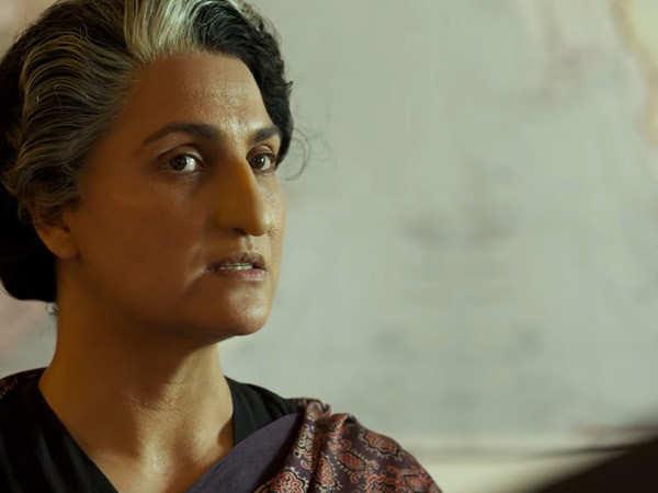 Lara Dutta On Playing Indira Gandhi In BellBottom