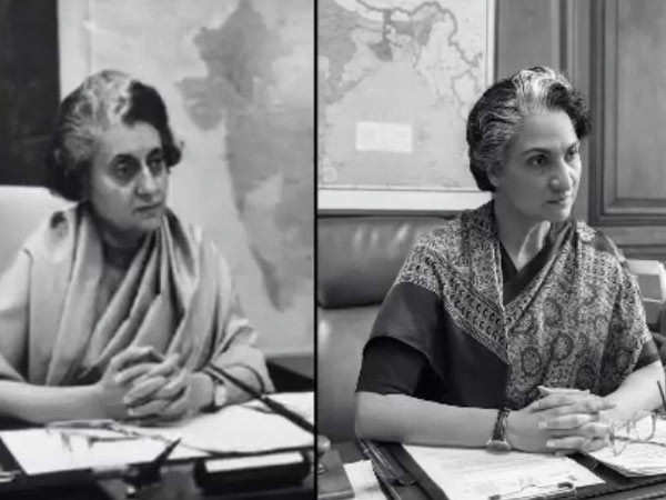 Lara Dutta Talks About How She Transformed Into Indira Gandhi For Bell Bottom