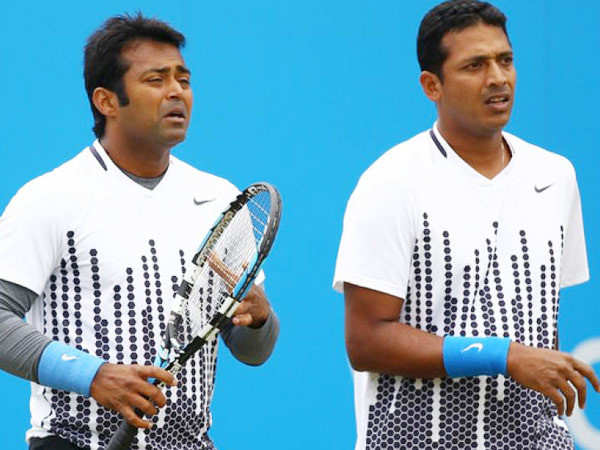 Leander Paes and Mahesh Bhupathi's story to be made into a movie