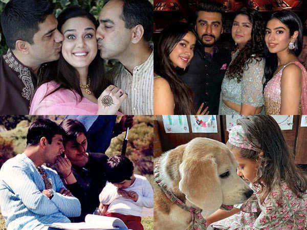 A glimpse of how Bollywood is celebrating Rakshabandhan