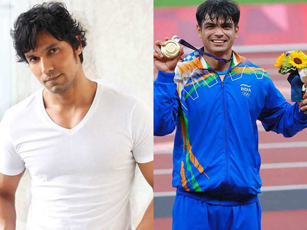 Olympic Gold Medalist Neeraj Chopra Is A Fan Of Birthday Boy Randeep Hooda