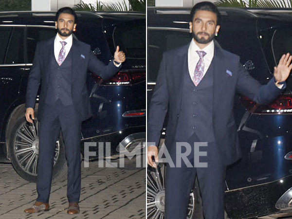 Ranveer Singh's Dishy Avatar At The Airport