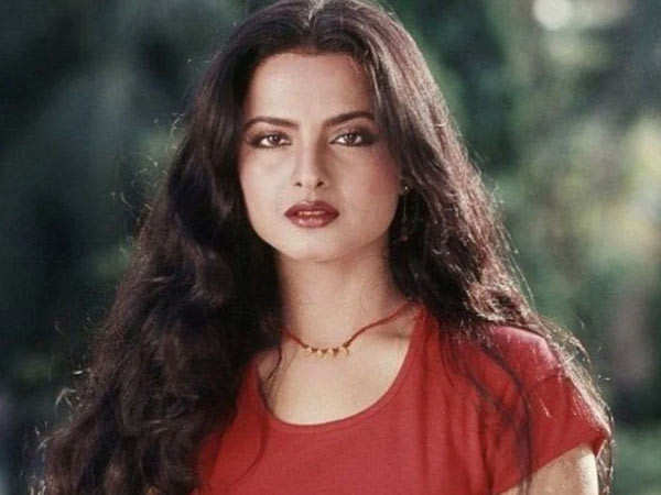 Have you seen your face in the mirror? - Rekha's school friends used to mock her