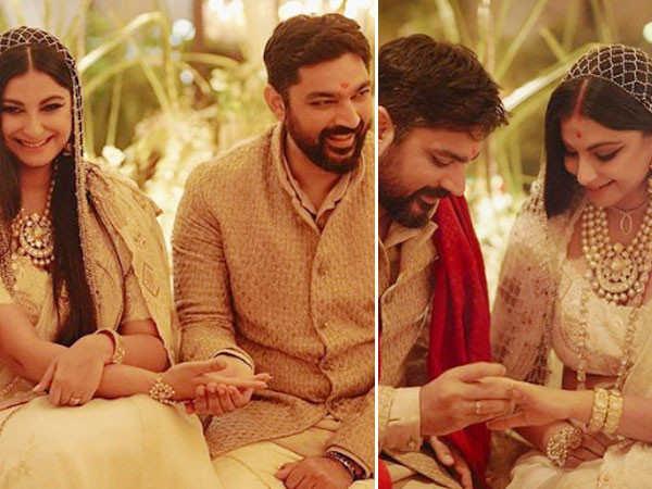 Rhea Kapoor and Karan Boolani's Wedding Posts Are Super Emotional