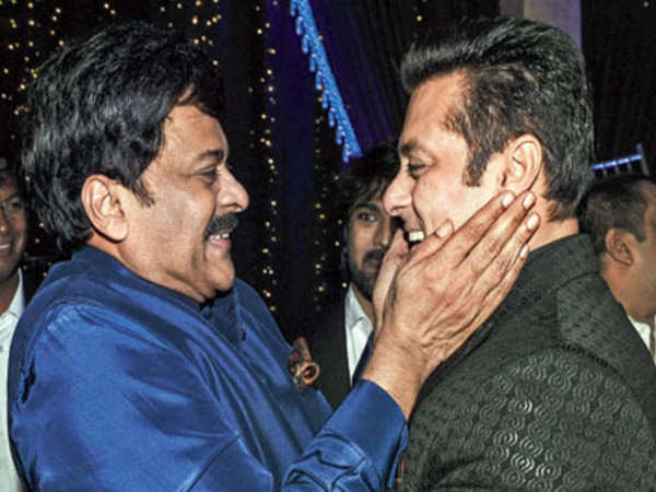 Salman Khan To Be A Part Of Chiranjeevi's Next Film