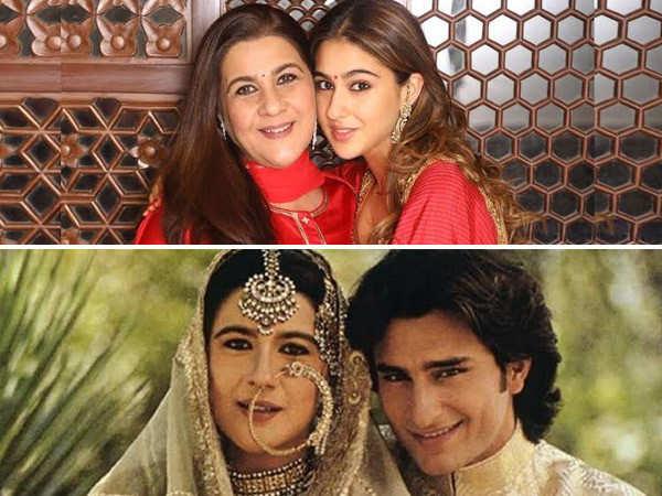 Sara Ali Khan Opens Up On Saif Ali Khan And Amrita Singh's Divorce