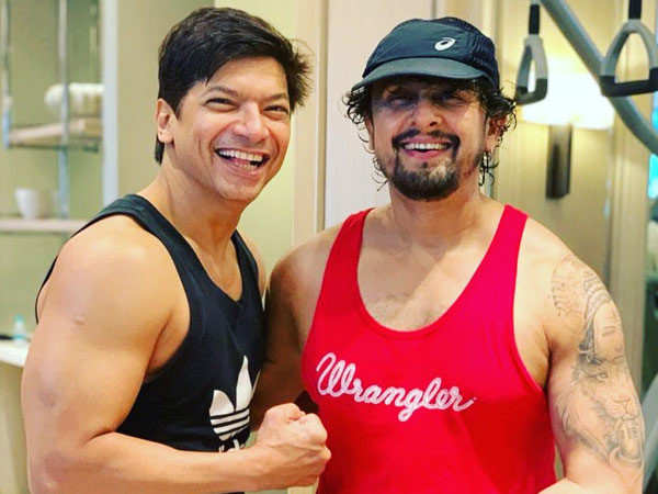 Sonu Nigam And Shaan Shock Fans With Their Fitness Transformation