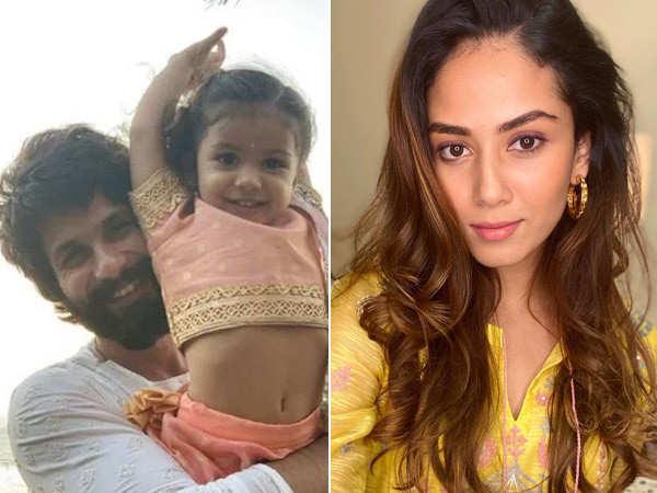 Mira Kapoor and Shahid Kapoor's heartfelt birthday message for daughter Misha