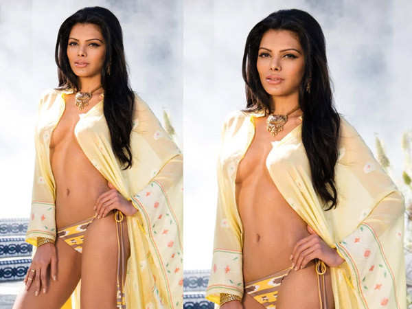 Sherlyn Chopra opens up about her nude shot for Playboy in 2012