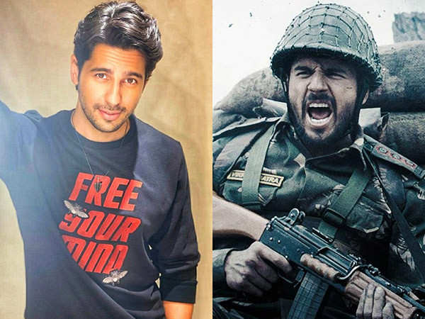 This person inspired Sidharth Malhotra to take on Captain Vikram Batra's role in Shershaah