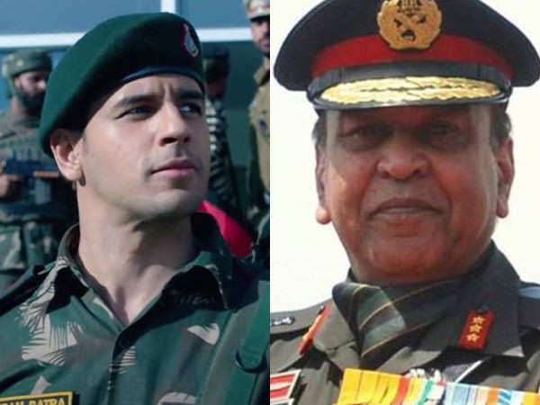 Lt. General Syed Ata Hasnain (retd) applauds Sidharth Malhotra, Kiara Advani's Shershaah