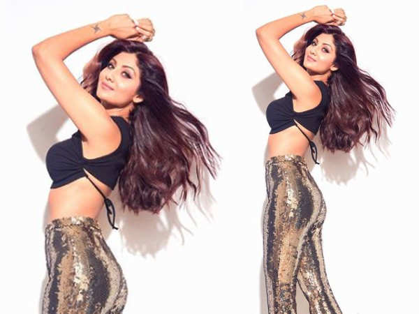 Here's how Shilpa Shetty was greeted when she came back on sets