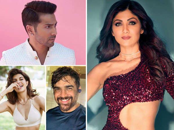 Raj Kundra porn apps case: Varun Dhawan, Jacqueline Fernandez, R Madhavan support Shilpa Shetty
