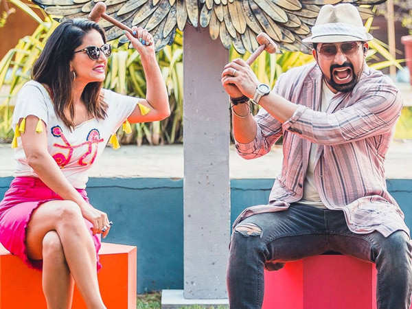 Here's Why Sunny Leone Scolded Rannvijay Singha's Staff