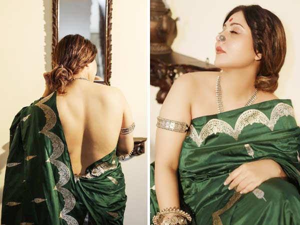 Swastika Mukherjee embraces her love handles in latest photoshoot