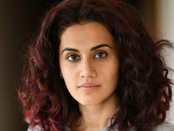 Details about Taapsee Pannu's own production house