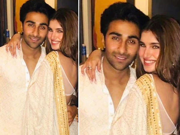Tara Sutaria's Birthday Wish For Boyfriend Aadar Jain Is Too Cute To Miss