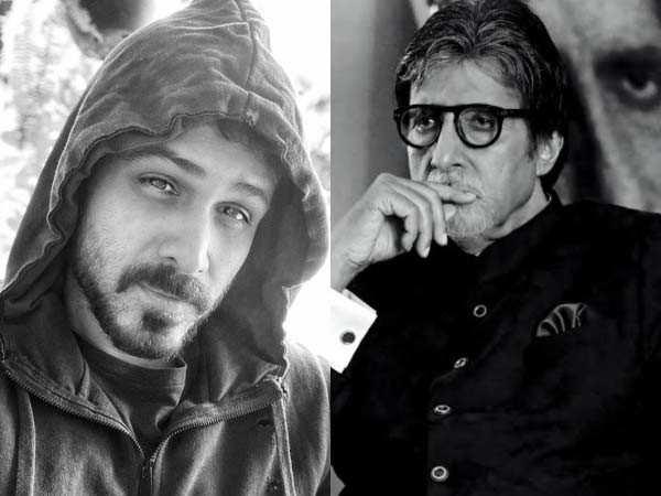 Emraan Hashmi first met Amitabh Bachchan when he was five years old