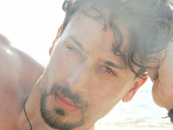 Tiger Shroff Responds To Being Called A Bikini Babe